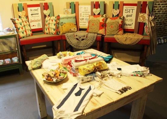 Bergenbos Kontreiwinkel: Crafts