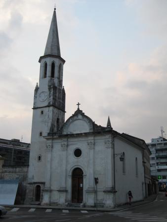 Spilimbergo, Italy: San Rocco - L'église - Vue extérieure