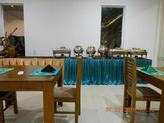 la sala da pranzo - Bild von Emerald Hill Hotel, Kandy - TripAdvisor
