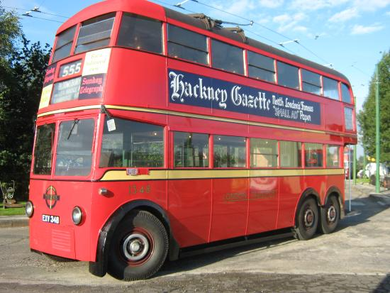 The Trolleybus Museum at Sandtoft