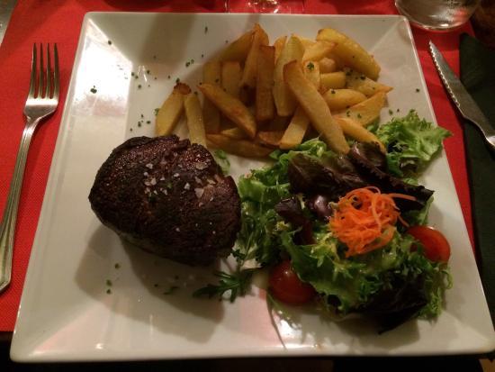 Restaurant Provenzal : En lækker middag