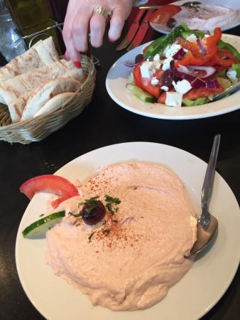 Lefteris Greek Taverna: Very tasty and well presented another great meal