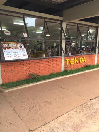 Tenda Do Cafe