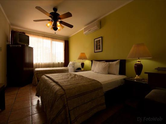 Puerta del Sol Hotel: Habitacion 2 Camas