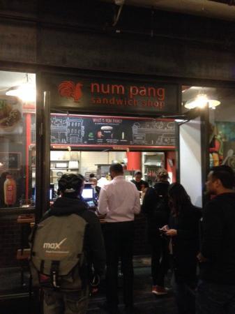 Num Pang Sandwich Shop: Fantastic Sandwichs