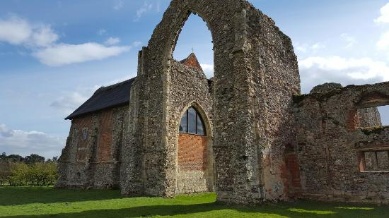 Leiston Abbey: 20160330_141433_large.jpg