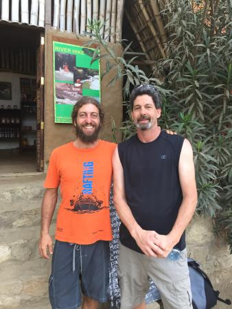 Ola Verde Expediciones : Daniel and Joseph