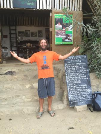 Ola Verde Expediciones : Daniel