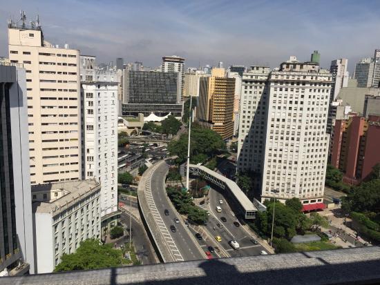 Matarazzo Building City Hall Of Sao Paulo