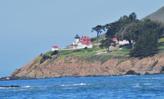 Central Coast Sailing And Avila Beach Whale Watching Port San Luis Lighthouse