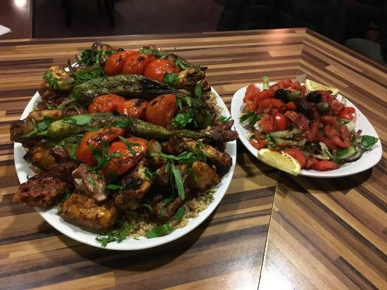 Rodi Restaurant: Rodi Special