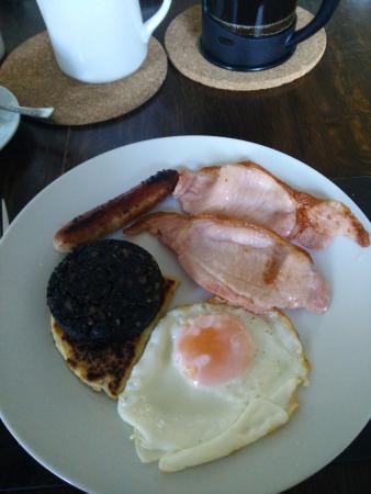 Duncan House: Breakfast