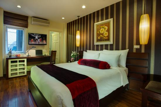 Hanoi art boutique hotel updated 2017 specialty hotel for Hanoi boutique hotel