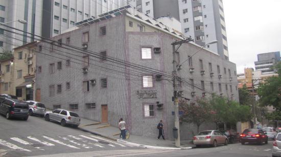 Cardim Plaza Hotel: Fachada do Hotel