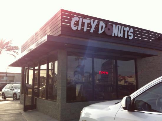 Citi Donut City Donuts