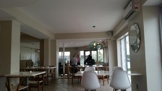 Interior - Village Cafe Photo