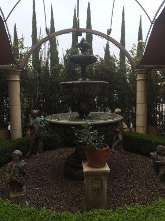 Laguna Woods, Kalifornien: Courtyard area