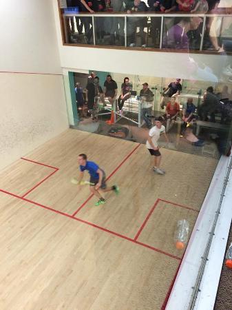 Nanaimo Squash Club