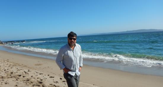 Tome, Chile: 35 años que no caminaba por esta caleta