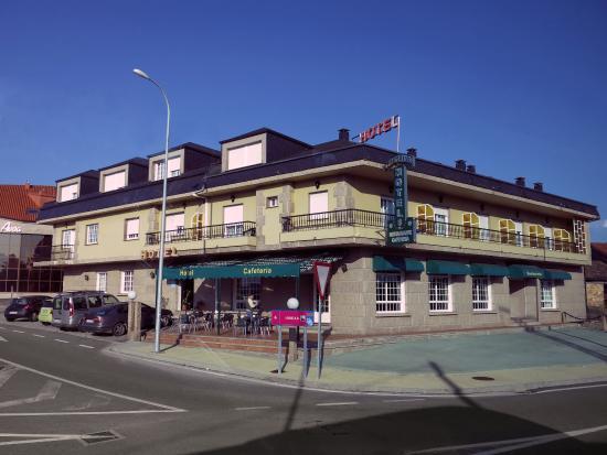 Hotel Cruceiro: vista desde el hotel