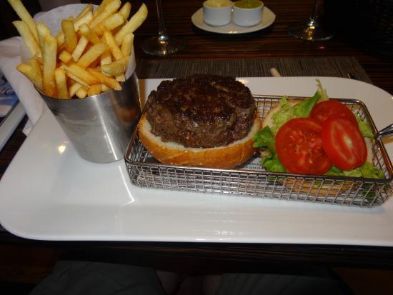 Marina Gril: Hamburger