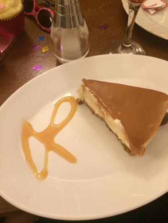 Dowlais, UK: The best desserts