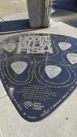 hootie the blowfish monument in five points columbia sc rh tripadvisor co nz