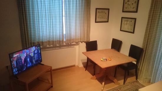 Appartements Sursilva im Haus Steiner