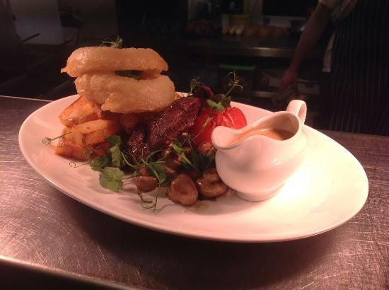 The Buck Inn: New food at the buck