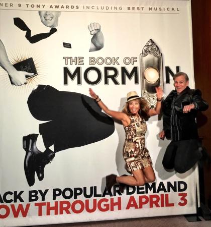 The Book of Mormon, which has truly become an international sensation, returns to Costa Mesa's Segerstrom Center for the Arts from March 20th through April 1st Segerstrom .