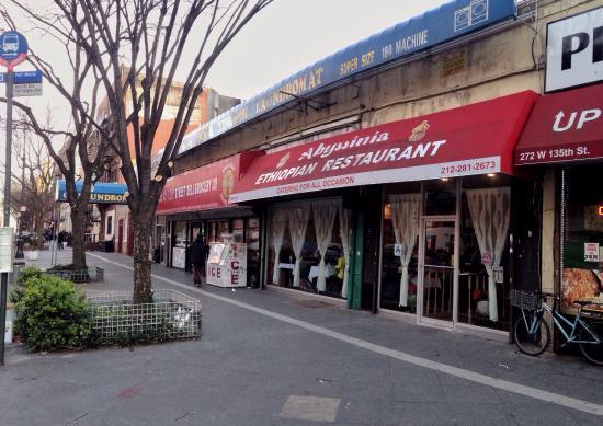 Abyssinia Restaurant New York Ny