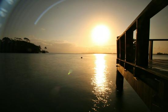 Eclypse de Mar: sunset at eclypse