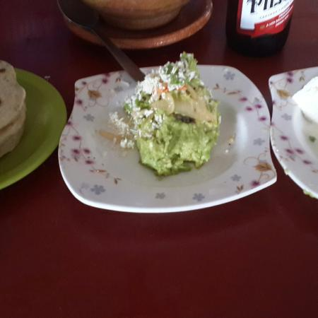 Antiguo Cuscatlan, Ελ Σαλβαδόρ: Awesome food! Loved the Guacamole and cheese!!!