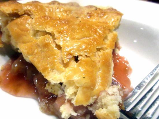 Marie Callender's: Pecan Pie and Ice Cream, Marie Callendar's, Sunnyvale, ca