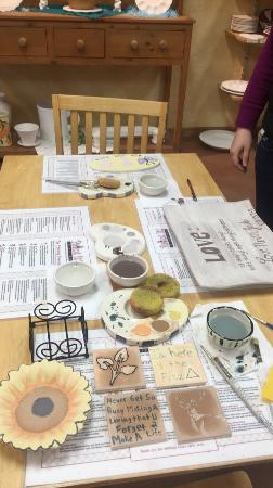 Paint It! Pottery Shop: Fun for a girls day out