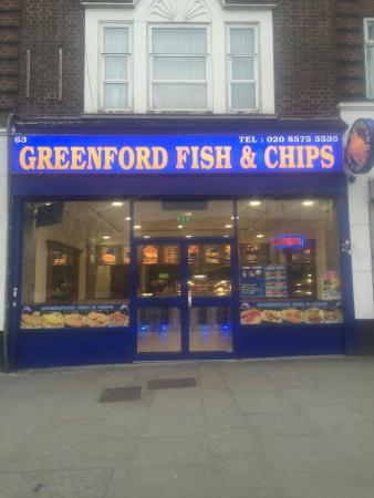 Greenford Fish And Chips