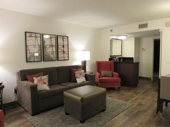 front room suite picture of embassy suites by hilton chevy chase rh tripadvisor com my