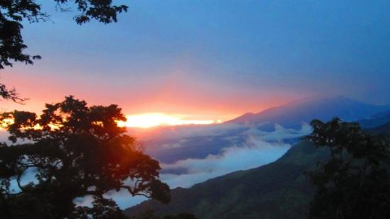 El Valle de Anton, Panama: Check out this view,