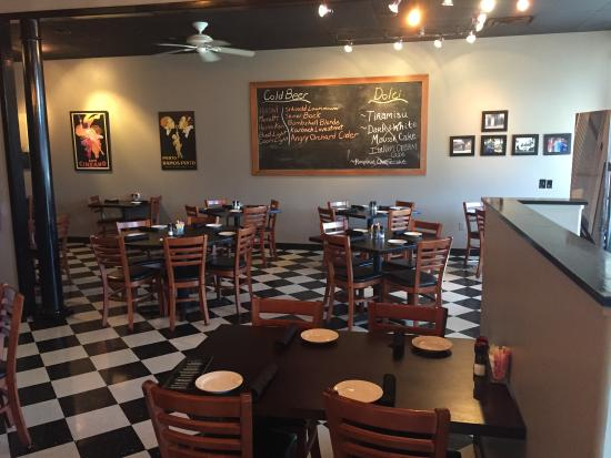 Great Mom And Pop Italian Review Of Cafe Spring Tx Tripadvisor