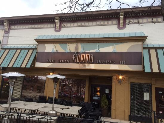 Fiamma Grille Plymouth Menu Prices Restaurant Reviews
