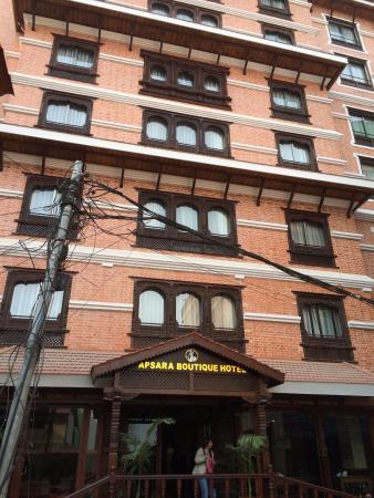 Apsara Boutique Hotel