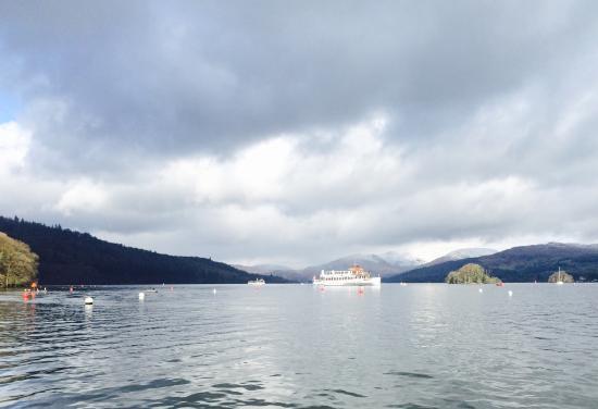 Боунес-он-Уиндермир, UK: Windermere Lake Cruises