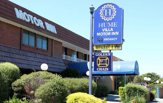 Hume Villa Motor Inn
