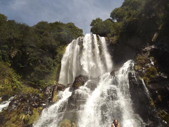 Panguipulli, Chili: Salto La Niña Encantada