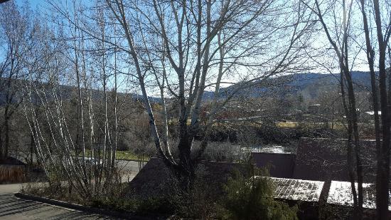 Durango Travelodge: Room #19 with Balcony View