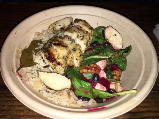 Food Bowl Picture Of Roast Kitchen New York City Tripadvisor