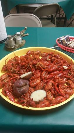 Plaquemine, LA: 3 Pounds Crawfish