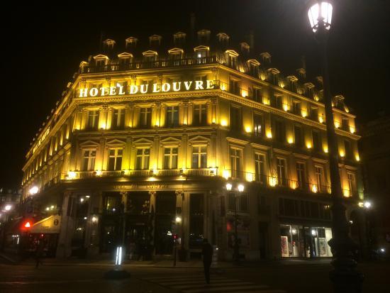Extrior Picture Of Hotel Du Louvre Paris Tripadvisor