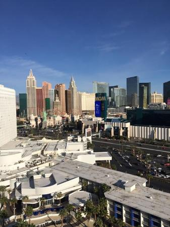 view from the room of the strip picture of tropicana las vegas rh tripadvisor com