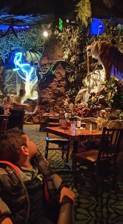 corona rita picture of rainforest cafe san francisco tripadvisor rh tripadvisor com